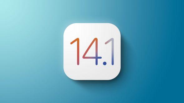 تحديث iOS*14.1 تحسينات وإصلاحات لأخطاء على الـ*iPhone.