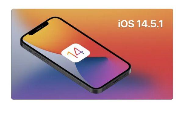 أبل تصدر تحديث iOS 14.5.1